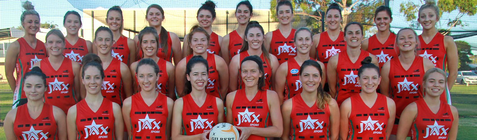 Woods Panthers Netball Club Blackwood